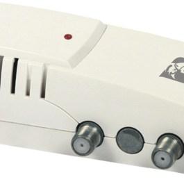 Wzmacniacz szerokopasmowy RED WZ-40 1we/4wy 16dB