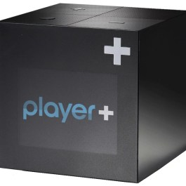 Player+ BOX DVB-T + IPTV Canal+ na 90dni