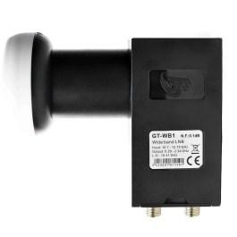 LNB WideBand GT-WB1 H+V /Quatro na 2 kable/