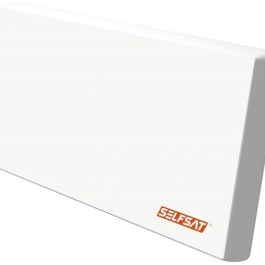 Selfsat - H22D4 antena płaska - z LNB Quad