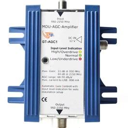 Wzmacniacz SAT Wide Band  GT-SAT GT-AGC1 44dB