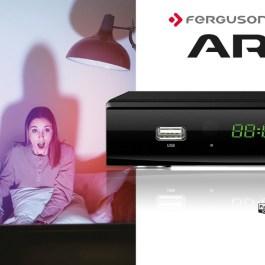Ferguson ARIVA T25 DVB-T/T2 H.265
