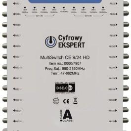 MultiSwitch Technisat Cyfrowy Ekspert CE 9/24 HD