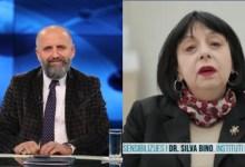 Photo of Silva Bino: Mos promovoni idiotë që thonë gomarllëqe. Alfred Cako: Aman më fut tek Infektivi pa maskë
