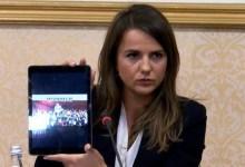 """Photo of """"Gënjeu shqiptarët për listat e hapura""""/ Hajdari nxjerr pamjet: Lulzim Basha ua premtoi demokratëve në 2017"""