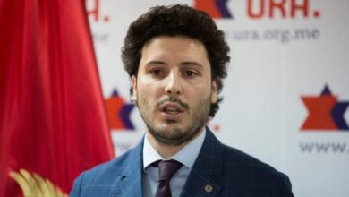 """Photo of """"Dritan Abazoviç ministër i jashtëm i Malit të Zi, i katërti shqiptar në Ballkan"""""""
