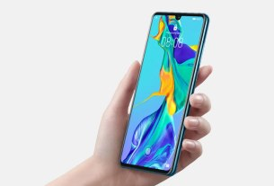 huawei p30 smartphone 2019