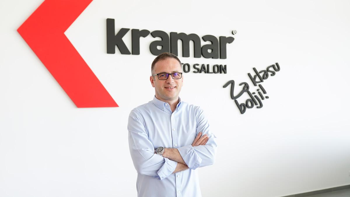 andrija zovko / auto salon kramar zagreb