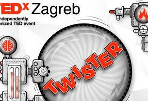 10. TEDxZagreb / Twister