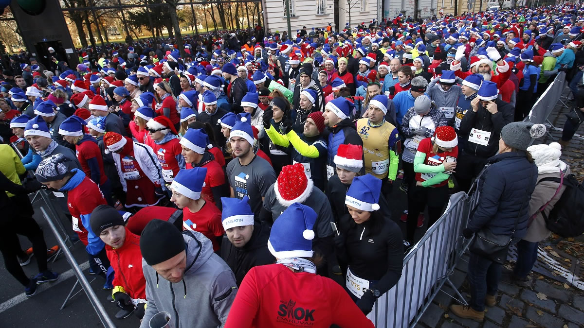 zagreb advent run 2018