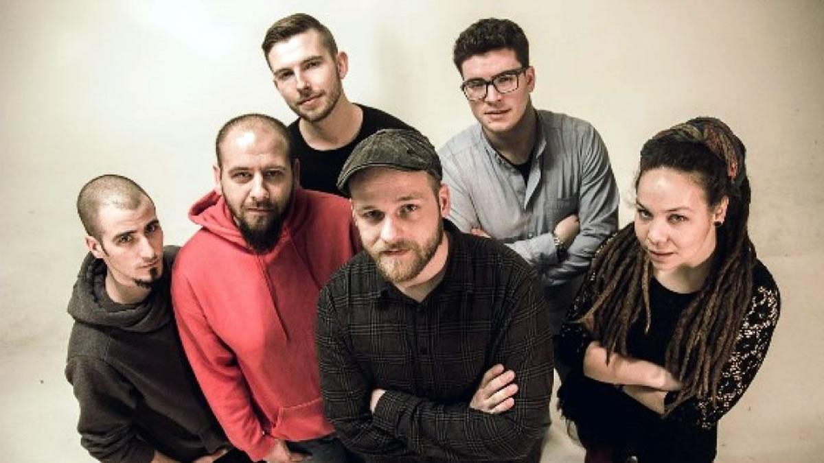radio aktiv / rock - ska - reggae bend / pula, hrvatska