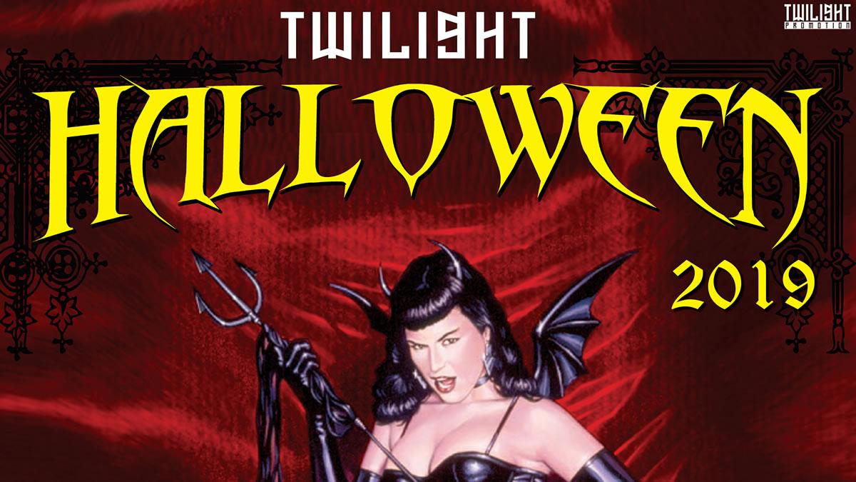 twilight halloween party 2019