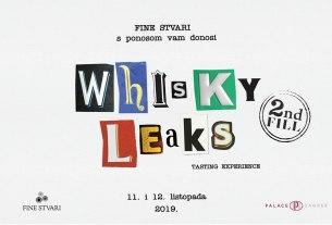 whisky leaks 2nd fill zagreb 2019