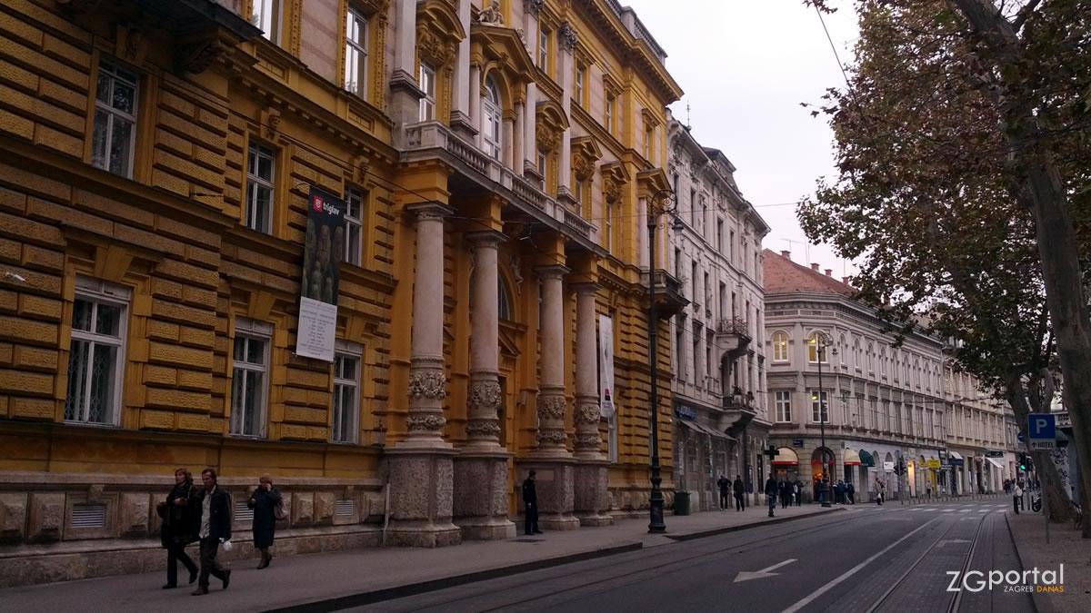 arheološki muzej zagreb / listopad 2014.