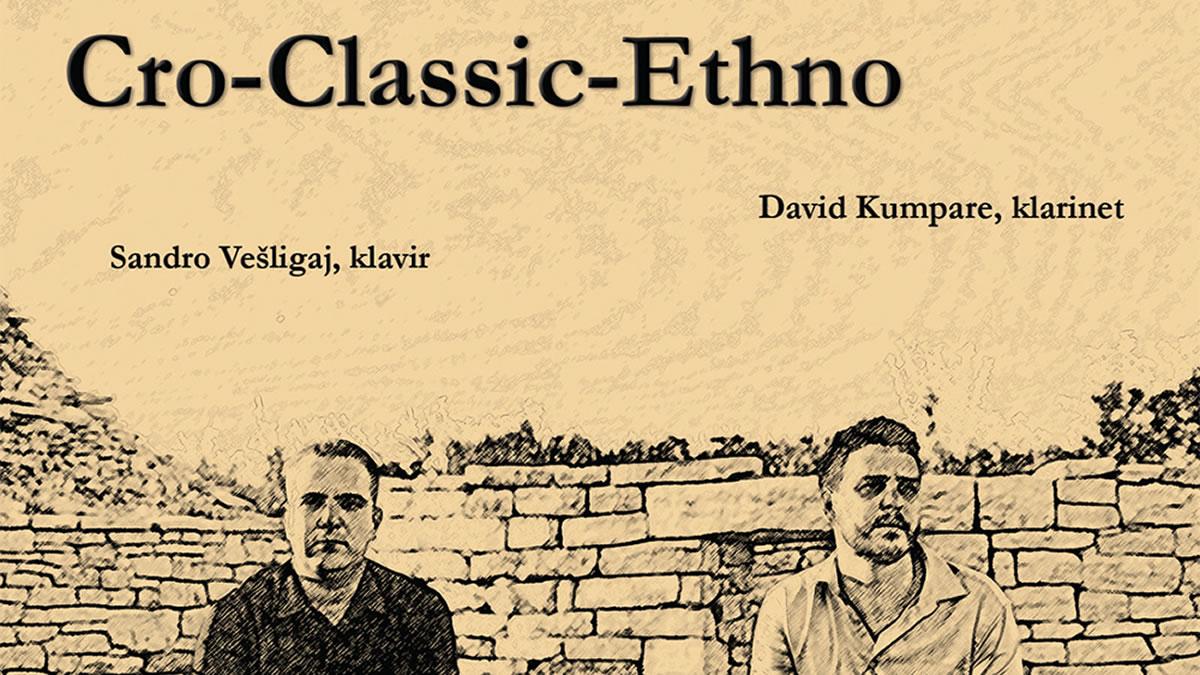 cro classic ethno / komorni duo kumpare - vešligaj