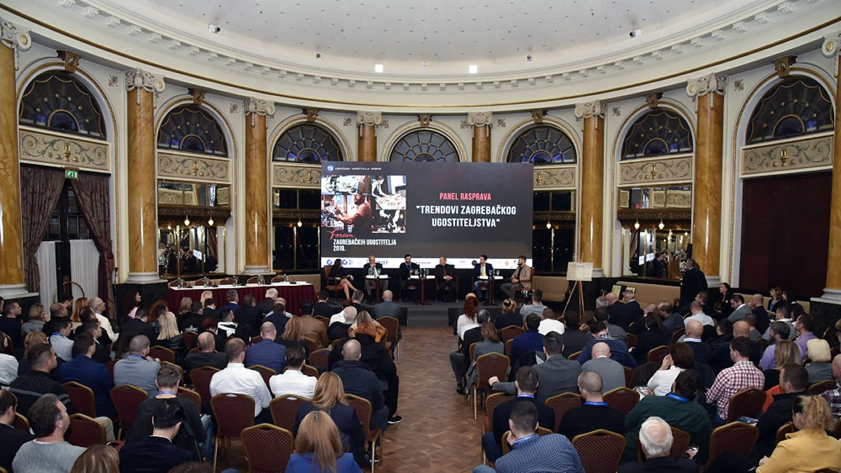 forum zagrebačkh ugostitelja / hotel esplanade / zagreb 2019