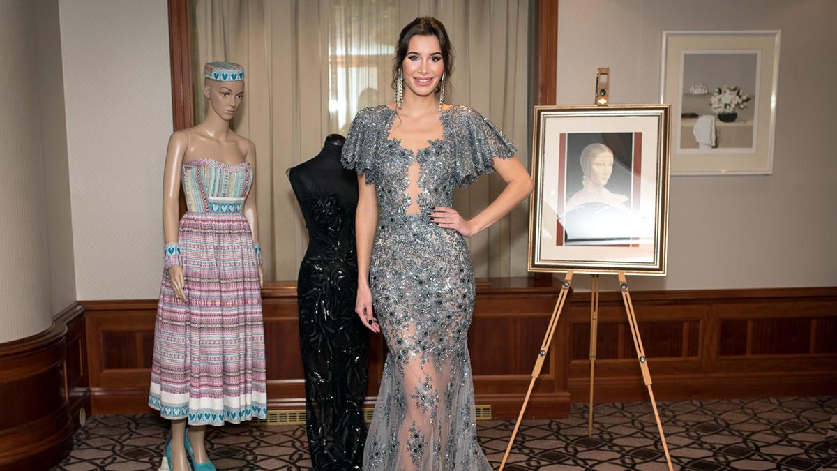 katarina mamić / miss hrvatske 2019 / hotel sheraton zagreb
