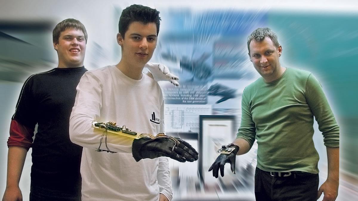 magic glove / mate rimac, luka bošnjaković i ivan vlainić / 2007.