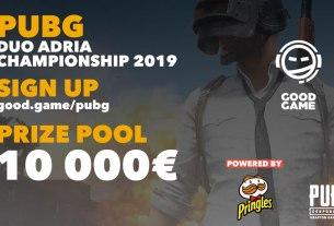pubg duo adria championship 2019