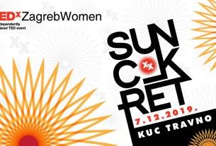 TEDxZagreb Women - Suncokret 2019