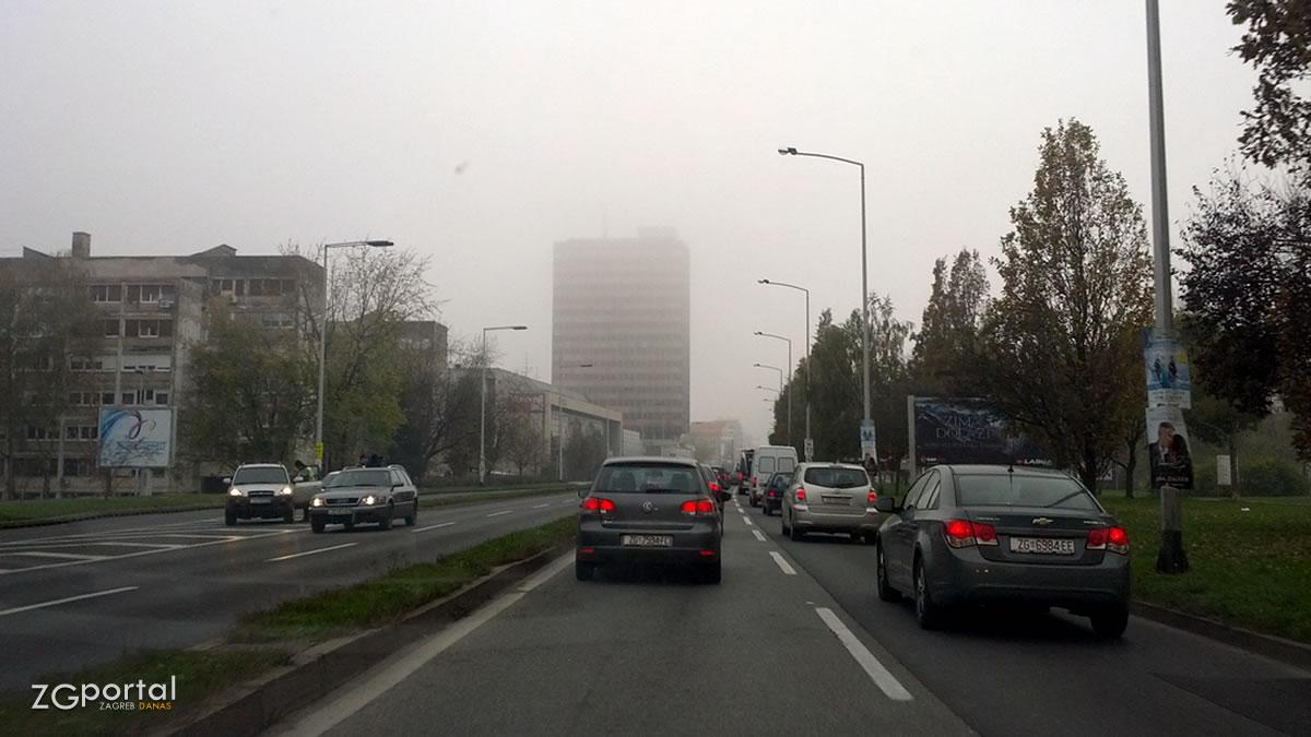 vjesnikov neboder / slavonska avenija, zagreb / studeni 2014.