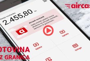 aircash aplikacija za međunarodni transfer novca 2019