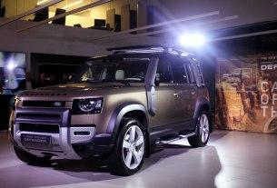 land rover defender 2019 / auto benussi zagreb