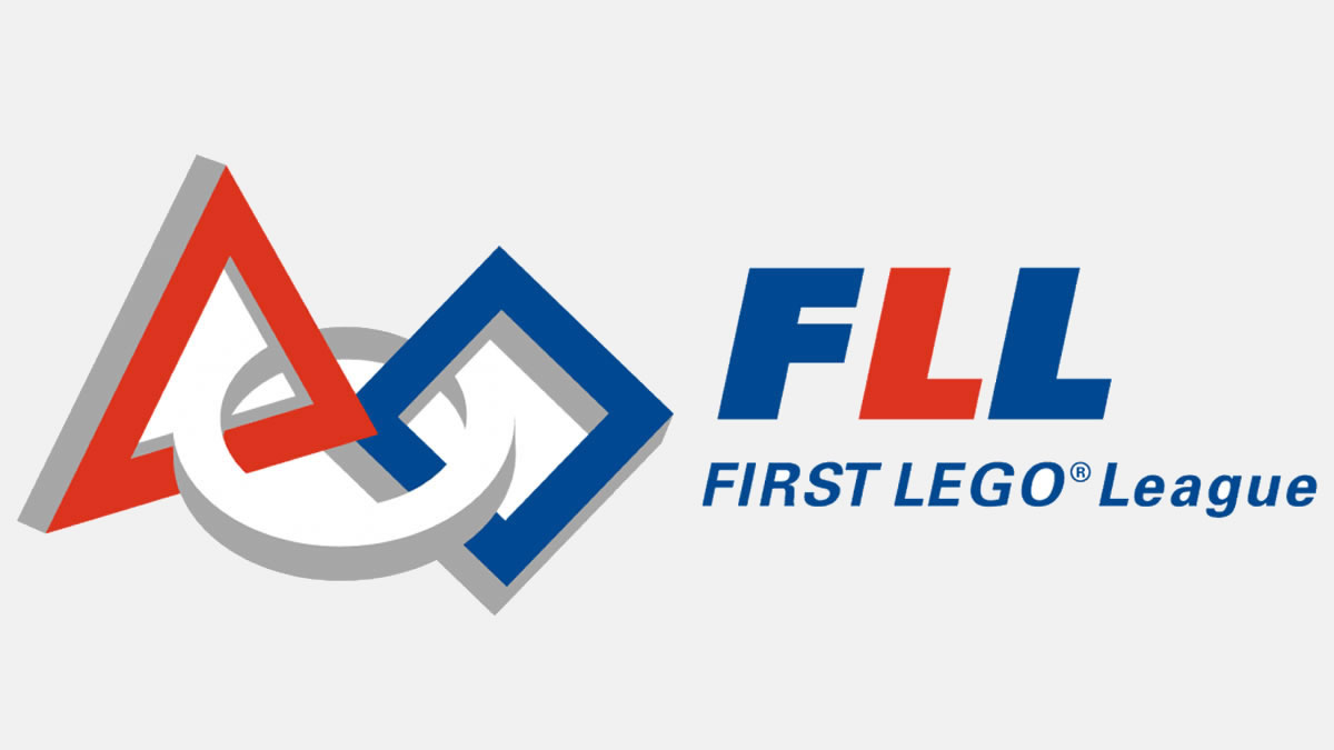 first lego league logo 2020