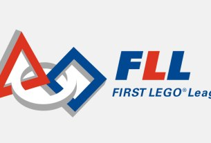 first lego league logo 2020