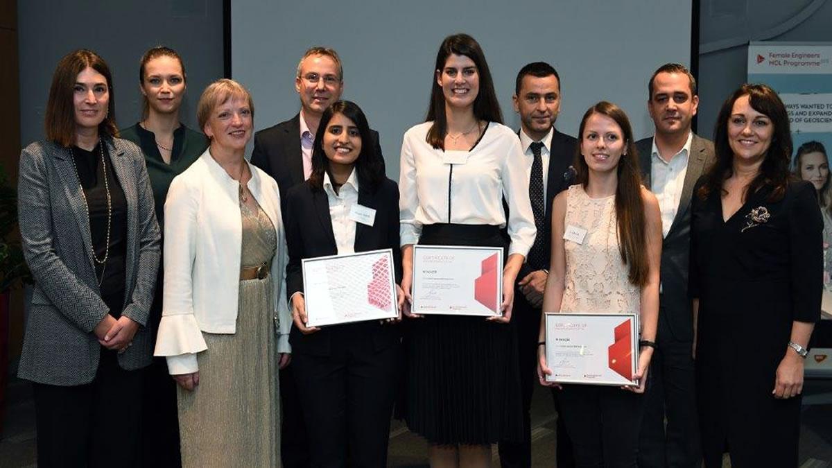 iva lončar - female engineers mol programme 2019