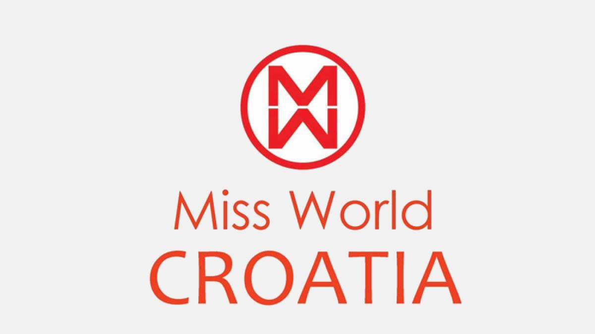 miss world croatia - logo 2020