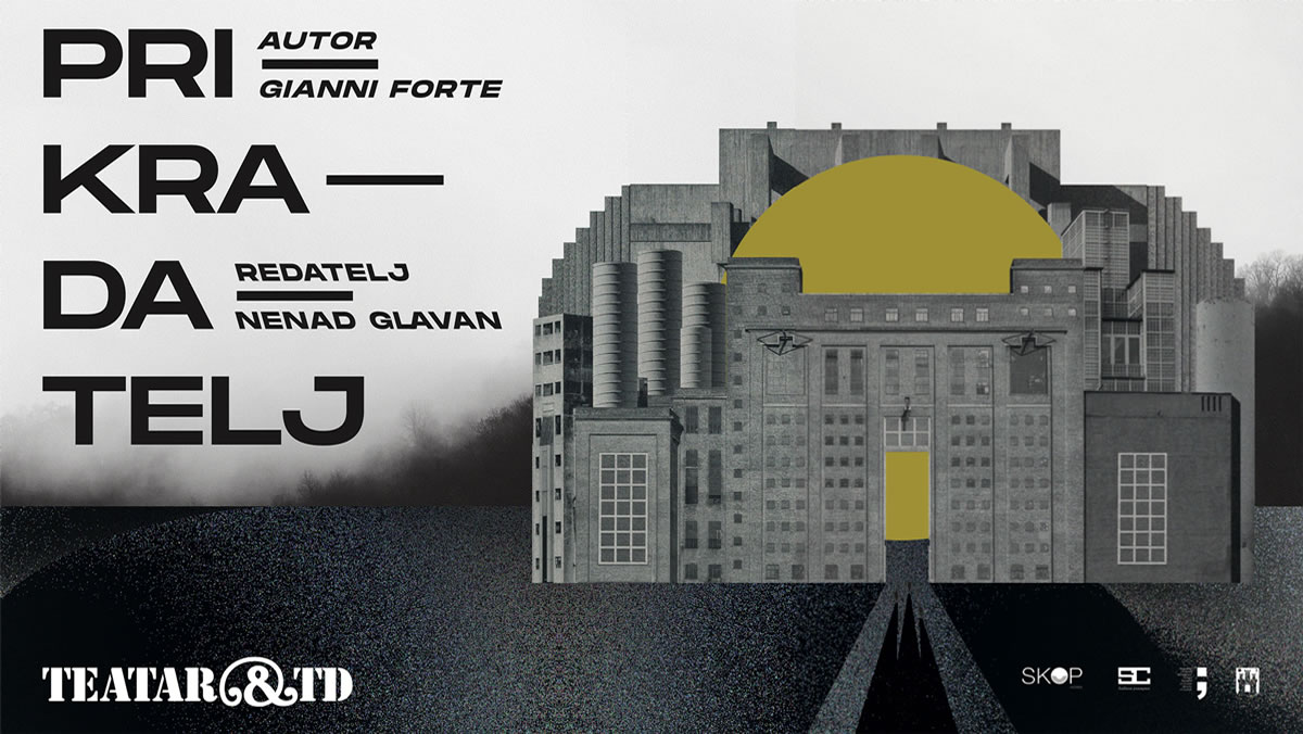 prikradatelj - nenad glavan - teatar itd - 2019