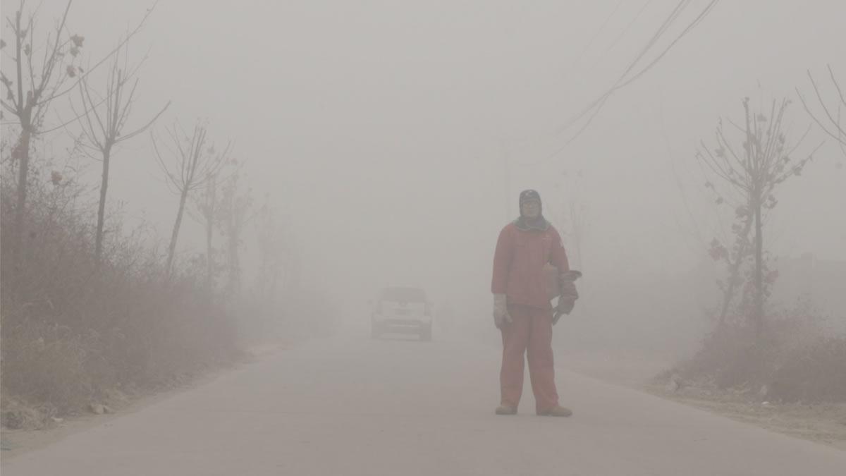 smog town - meng han - 2019