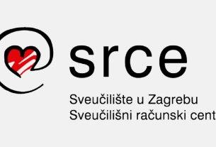 srce - sveučilisni računski centar zagreb - logo 2019