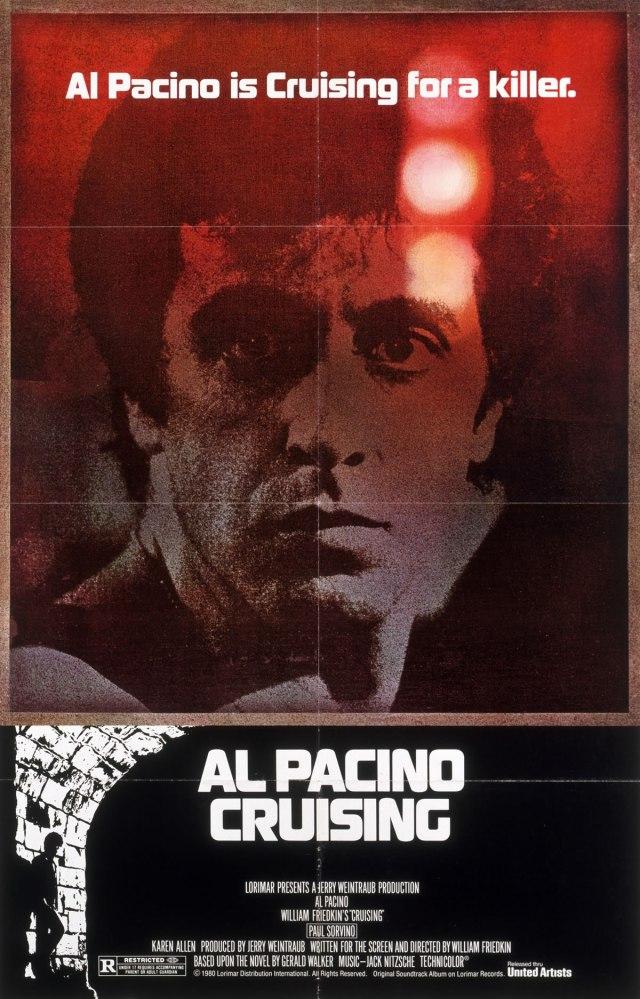 cruising - al pacino - 1980