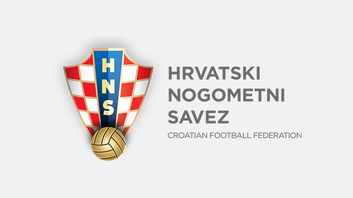 hrvatski nogometni savez / logo 2020