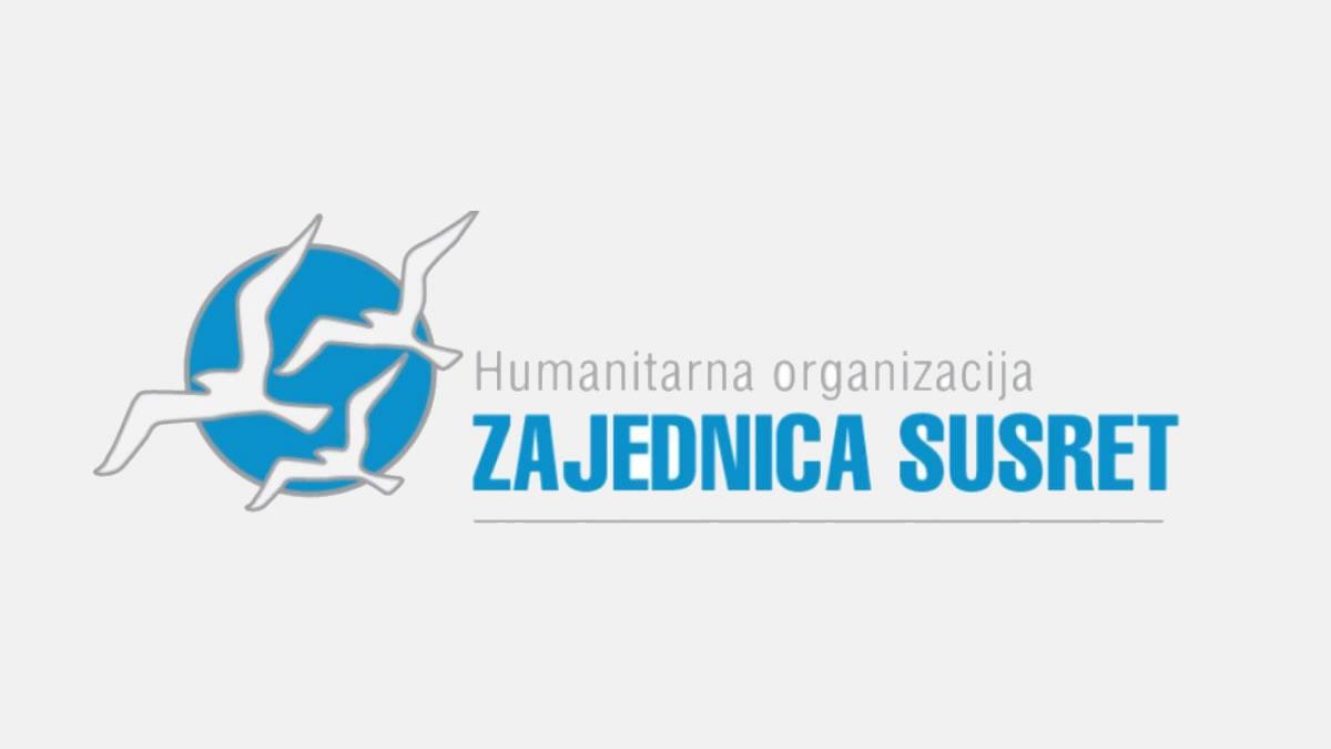 humanitarna organizacija zajednica susret - logo 2020