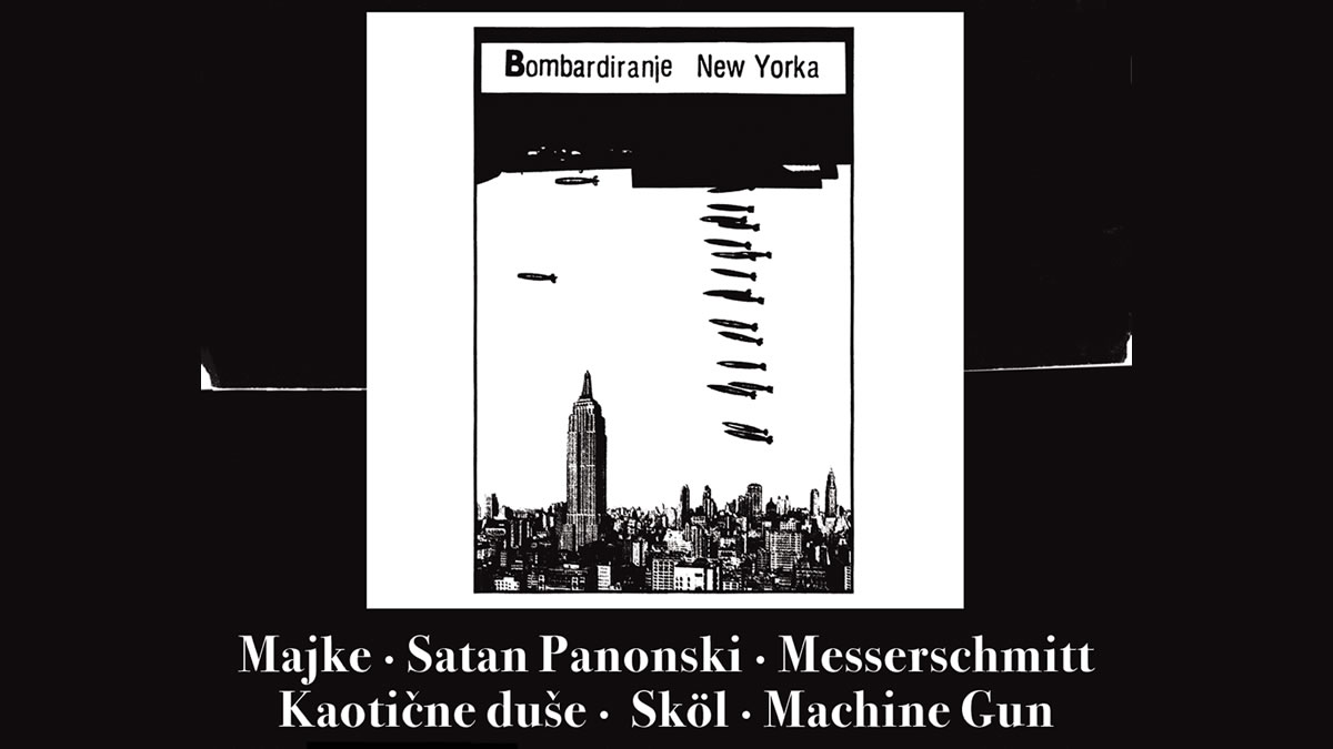 bombardiranje new yorka - vinilno izdanje - 2020