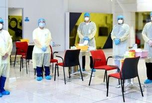 emirates - brzi testovi putnika na korona virus - 2020