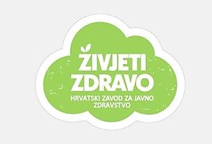 """jamstveni žig """"živjeti zdravo"""" / hzjz 2019"""