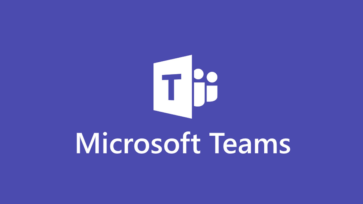 microsoft teams - logo 2020