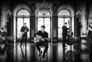 oridano gypsy jazz band - swing king - 2020