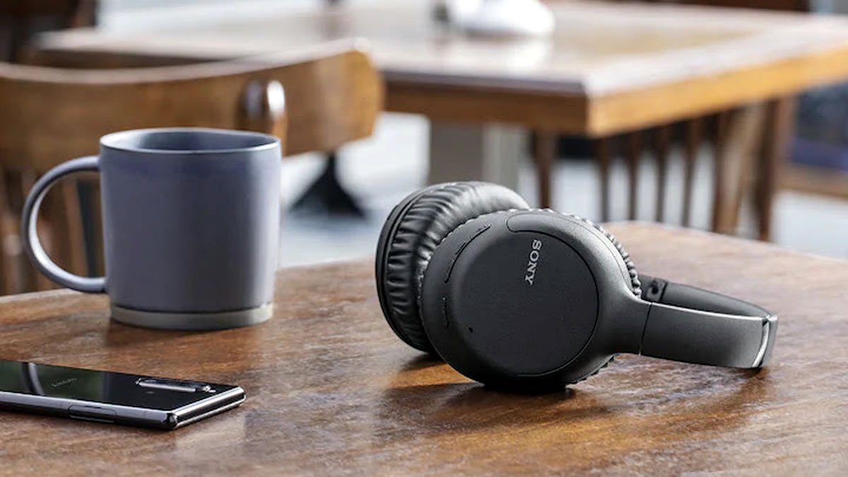 sony wh-ch710n wireless headphones 2020