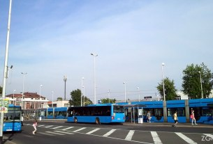 terminal dubrava zagreb / lipanj 2013.
