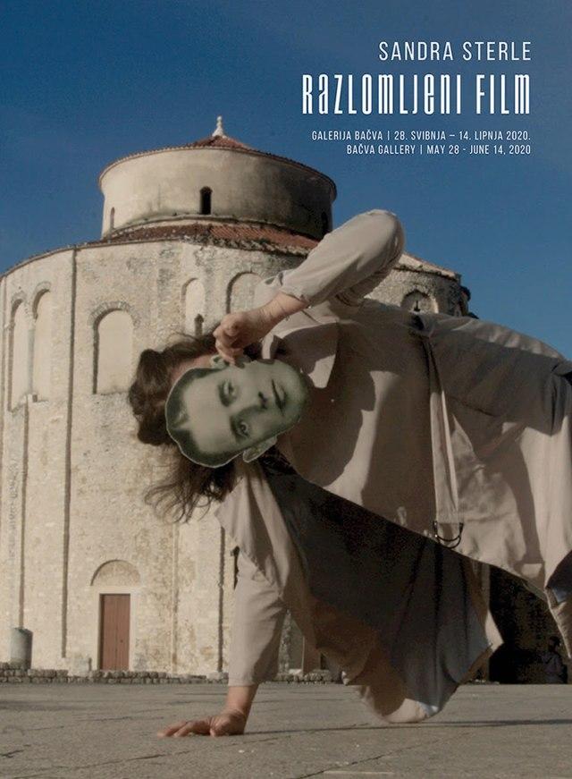 sandra sterle - razlomljeni film - plakat 2020