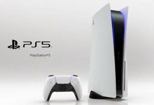 sony playstation 5 - gaming console - 2020.