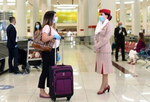 emirates - covid 19 - mask - 2020