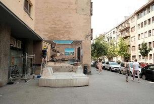 mural - igor taritaš - martićeva ulica, zagreb - creart 2.0 - 2020