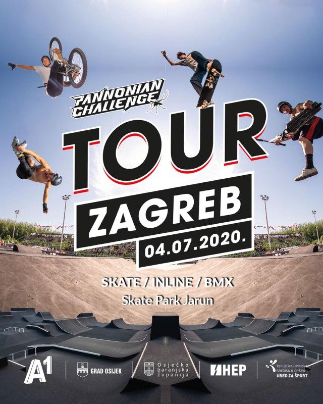 pannonian challenge tour zagreb 2020