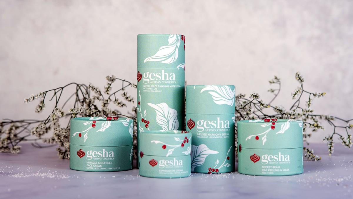 gesha kozmetika sa kavom - 2020